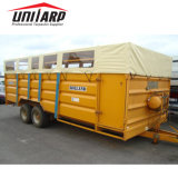 PVC Tarpaulin Trailer card/Truck/Container Cover& Side Curtains