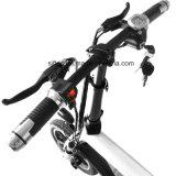Mini vélo électrique, E-Vélo se pliant, bicyclette de 14inch E