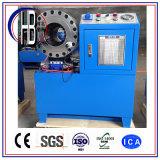 1/8 machine sertissante de boyau en caoutchouc hydraulique de la CE '' ~2 '' avec le grand escompte