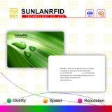 Smart card do PVC RFID da impressão da amostra livre
