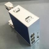Minilaser-Gravierfräsmaschine-Faser-Laser-Markierungs-Maschine für Metall