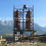 Preço do concentrador da espiral do minério do cromo com o ISO aprovado
