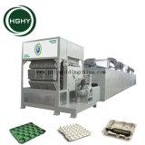 Hghy 3000PCS/H de la línea de producción de bandeja de huevos de papel automático