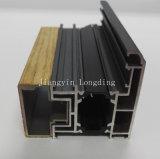 Les profils en aluminium chinois pour des décorations aiment la porte et le guichet