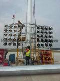 20m 25m 30mのAutolift LEDの空港正方形のための高いマストの照明