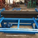 De eenvoudige Machine van Sliter van de Staalplaat met Regelbare Bladen