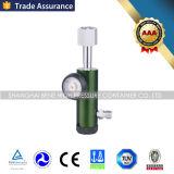 Regolatore di pressione per i cilindri di ossigeno medici dell'ospedale