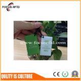 Epoxidkarte der NFC Anwendungs-RFID mit Laser-Seriennummer druckte für Zugriffssteuerung