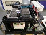 レーザーの二酸化炭素ファブリック彫版の打抜き機30W