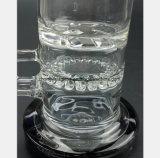 Die 12.33 Zoll-Glaspfeife filtert das Tabak-Wasser-Rohr