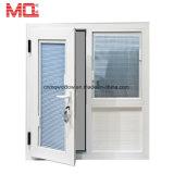 가정 사용을%s 중국 공장 판매 PVC 비닐 여닫이 창 유리창