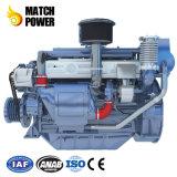 Weichai Deutz 198HP 145kwの高品質の海洋のディーゼル機関Wp6のボートエンジン