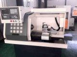 절단 금속 Vch36/Vch46를 위한 편평한 보편적인 수평한 기계로 가공 CNC 포탑 공작 기계 & 선반