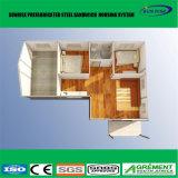 現代贅沢な拡張可能プレハブの輸送箱の家/ホームは/棒を組立て式に作った
