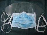 Maschera di protezione stampata non tessuta chirurgica per 1 monouso