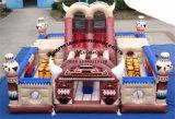 Personalizzare la città rimbalzante gonfiabile di divertimento del castello per i capretti