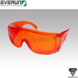 ER9302 세륨 EN166 유리를 작동하는 방어적인 보안경
