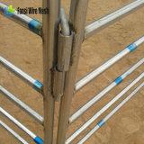 Los 60 x 30 paneles resistentes de las ovejas de los carriles ovales