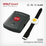 Bouton poussoir d'urgence GSM pour sécurité senior - Yl-007eg