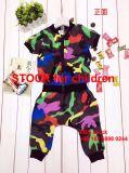 3.15 Vestito del camuffamento dei bambini a basso prezzo di Dollor con la chiusura della chiusura lampo