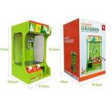 GM752-fonctionnant sur batterie de recharge USB Candy Grabber Desktop Doll Candy Catcher grue avec LED de la machine & musique