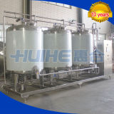Sistema automático de limpeza de aço inoxidável máquina CIP