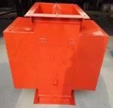 Séparateur magnétique permanent de fer de canalisation de Rcyf de conformité de la CE pour l'industrie houillère