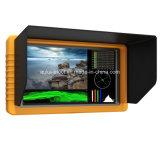 """do """" monitor quadro metal do campo do diodo emissor de luz 16:9 5.5 com entrada de Sdi&HDMI"""