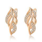 ファッション小物の宝石類の金属の合金のクリップ式イヤリング