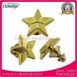 La polizia del distintivo di Pin di metallo Badge il distintivo militare dell'ufficiale del distintivo