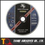 4.5 Zoll-Ausschnitt-Platte für Metall 115X3X22