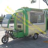 屋外の朝食の移動式フルーツ野菜のコーヒー泡茶フローズンヨーグルトジュースのアイスクリームの食糧トラックの価格