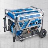 100 % de cuivre de 5 kw à démarrage électrique 7kw 8 kw/Essence Essence Portable générateur de puissance