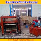 小さい静止した具体的なディーゼル機関の動力を与えられた油圧煉瓦機械