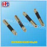 顧客用さまざまな種類の銅のプラグPin、固体プラグPin (HS-BS-0072)