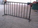 Panneau de clôture temporaire/contrôle de la foule Clôture Barrière/amovible Clôture de l'événement