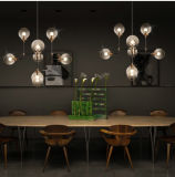 Hotel oder Bar Counter Loft Style Glass Chandelier Pendant Lamp