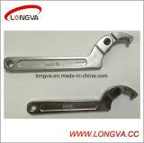 Fábrica de Wenzhou Llave ajustable de acero inoxidable