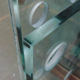 10mm transparente ultra grand verre de sécurité trempé