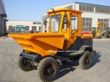 Caminhão de descarregador do local de 3 toneladas com cubeta hidráulica FC-30