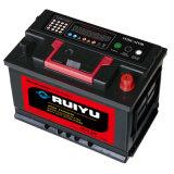 12V 68ah Batterij van de Auto van het Lood van het Onderhoud de Vrije Zure Auto
