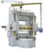 수직 포탑 CNC 공작 기계 Vcl5225D*25/40 & 절단 금속 돌기를 위한 선반