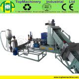 La plastica residua ammassa le latte che riciclano la macchina di granulazione della pellicola del LDPE dell'animale domestico dell'HDPE del PE pp