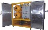 Tipo pianta del rimorchio del filtro dell'olio della macchina di trattamento dell'olio del trasformatore di vuoto