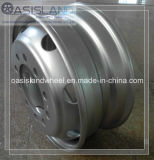 Semi стальная оправа колеса тележки (6.75X17.5) для трейлера