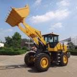 Lader 630 van het Wiel van de Tractor van de Machines van de bouw 3ton Hydraulische voor Verkoop
