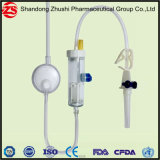 Beschikbare Medische Infusie die Reeks met de Filter Ce/ISO geven van de Precisie