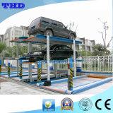 Система стоянкы автомобилей автомобиля Inground гидровлическая/автоматический подъем стоянкы автомобилей