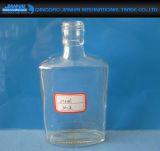 Bottiglia di vetro libera all'ingrosso per vino