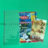 2color PVCびんのパッキングのための縮みやすい袖のラベル